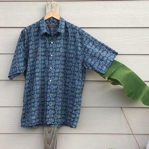 🐠🌺Authentic Hawaiian Aloha Shirt 🌺